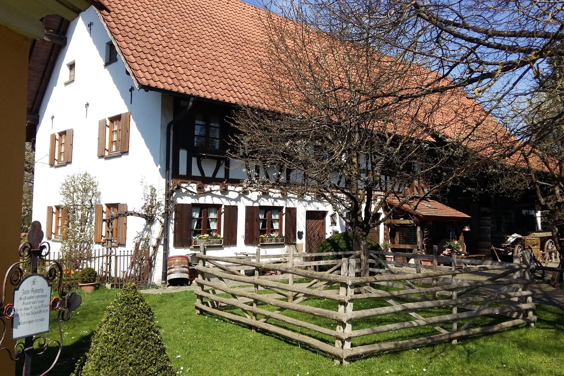 museum f r b uerliches handwerk und kultur wilhelmsdorf umweltbildung. Black Bedroom Furniture Sets. Home Design Ideas