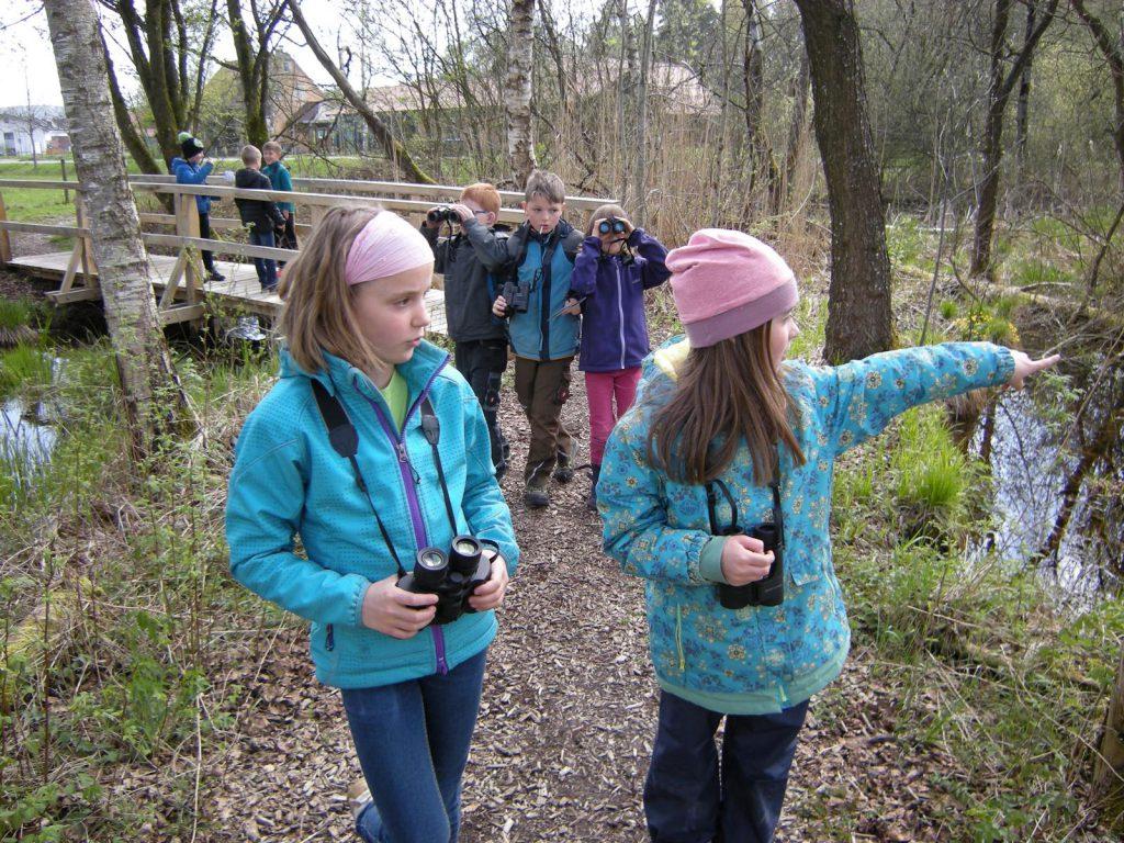 Natur-Kindergruppe Pfrunger-Burgweiler Ried